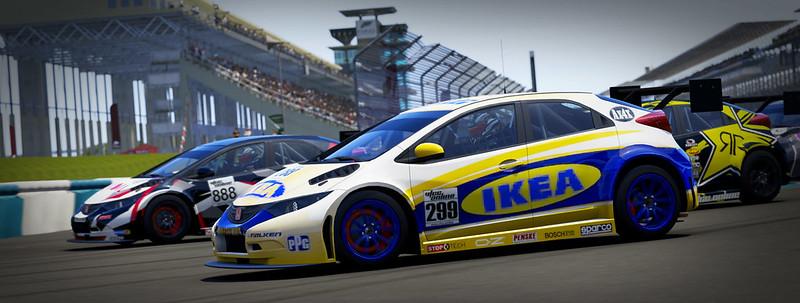 VTCC Spec Series 10 - #5 Zengo Motorsports Honda Civic WTCC 31000119991_f642b7ee33_c