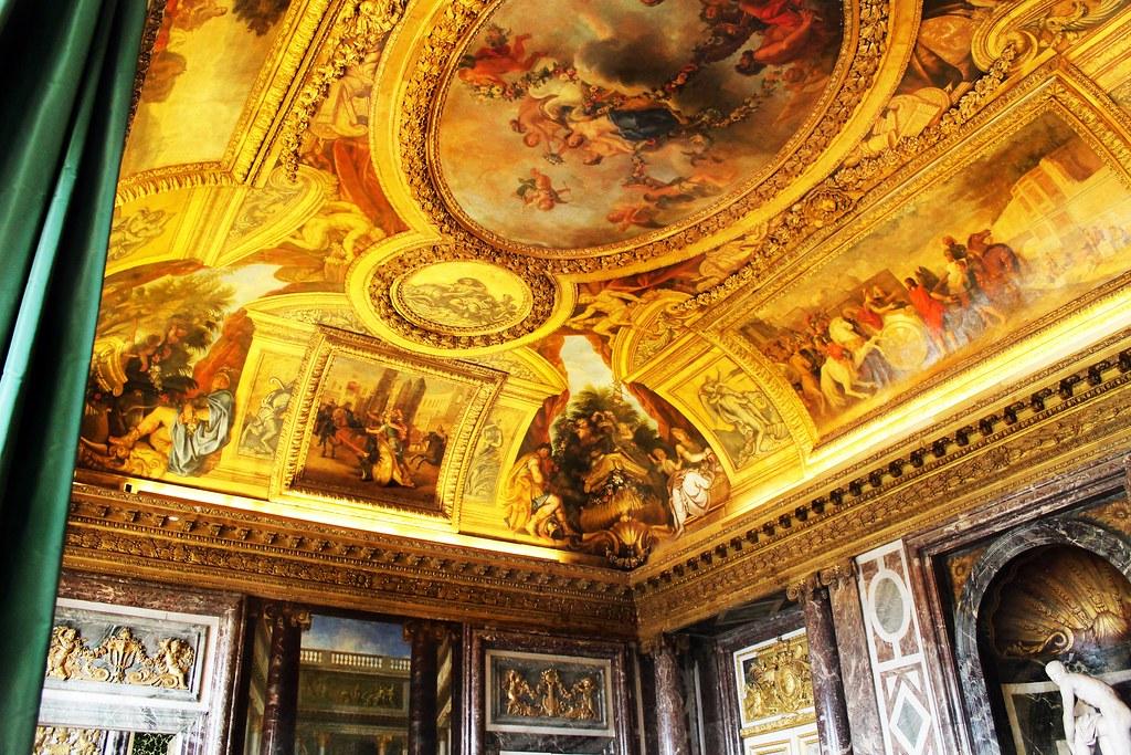Drawing Dreaming -  guia de sobrevivência de Versailles - Château