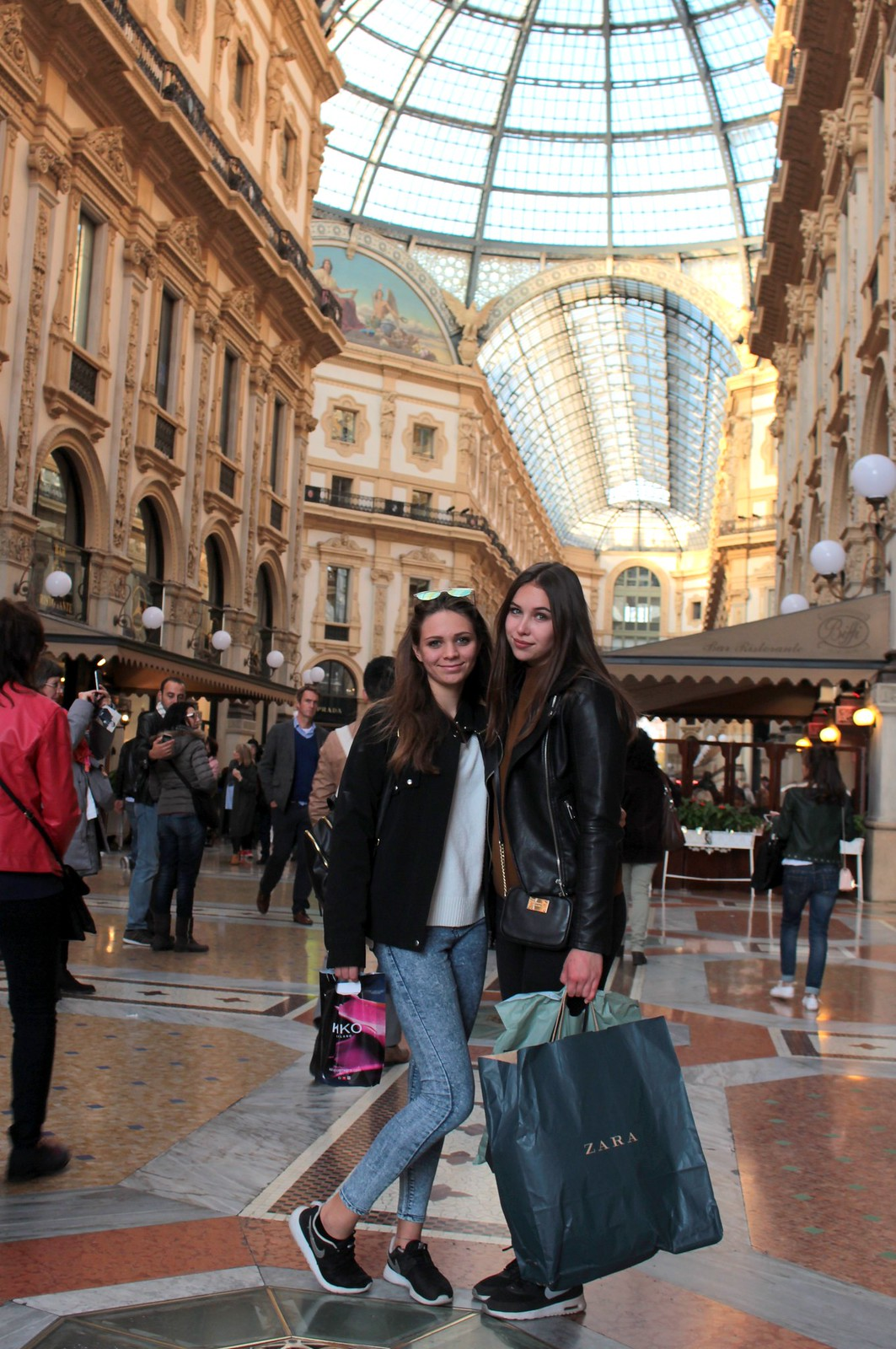 Maria & Karolina