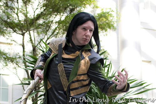 DC Cosplay Photoshoots