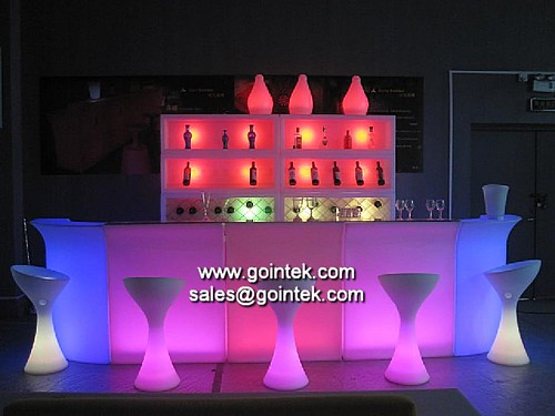 Verlicht led salontafel klassiek led meubels ronde tafel flickr - Verlicht camif ...