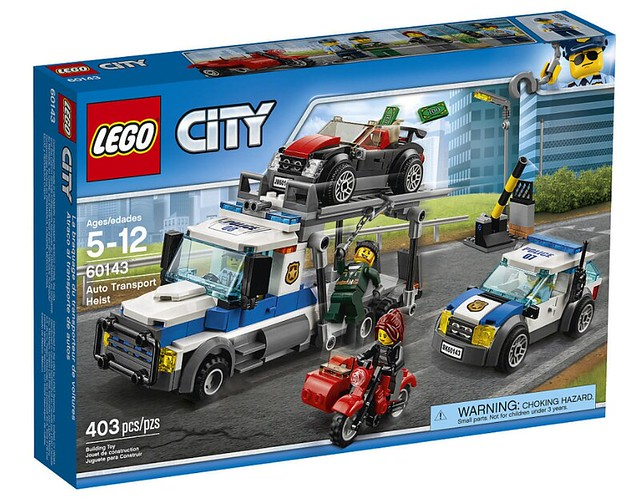 lego city tow truck trouble instructions