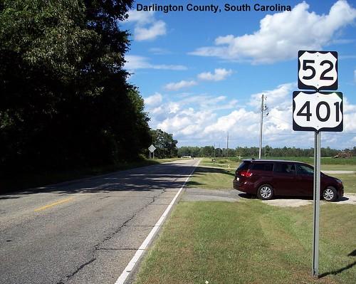 Darlington County SC