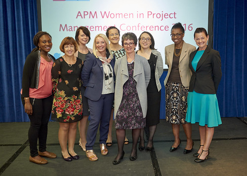 APM National Conference for Women in Project Management 2016