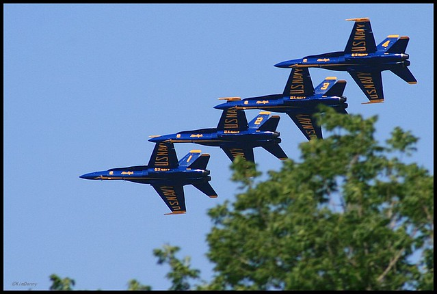 Blue Angels, Great TN Air Show