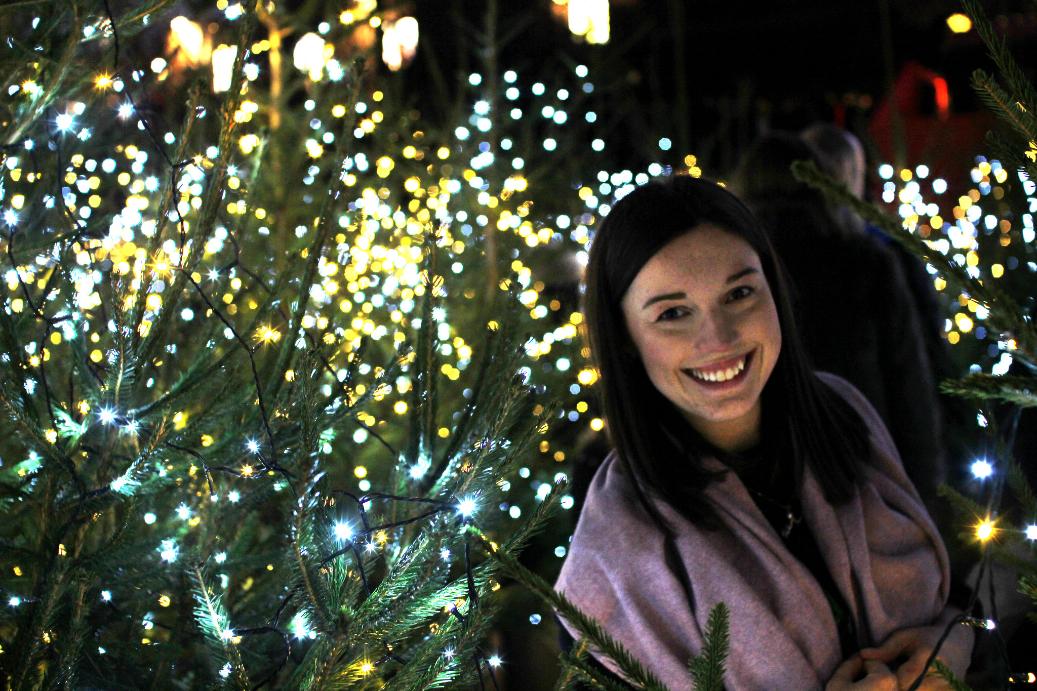 Edinburgh Christmas Markets 2016 lifestyle blogger UK The Little Things