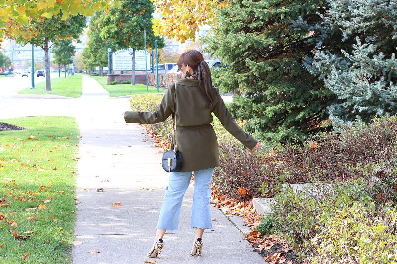 olive-green-coat-kick-flare-jeans-4