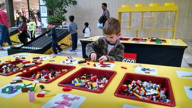 Lego Free Play Bins
