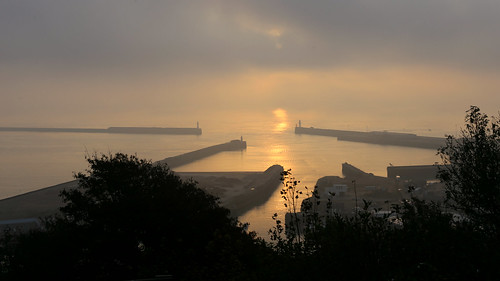 Sunrise in Dover