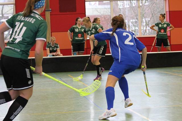 Damen KF 3. Spieltag 16/17 - Hamburg