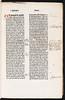 Thomas Aquinas: Super primo libro Sententiarum Petri Lombardi - Marginal annotations