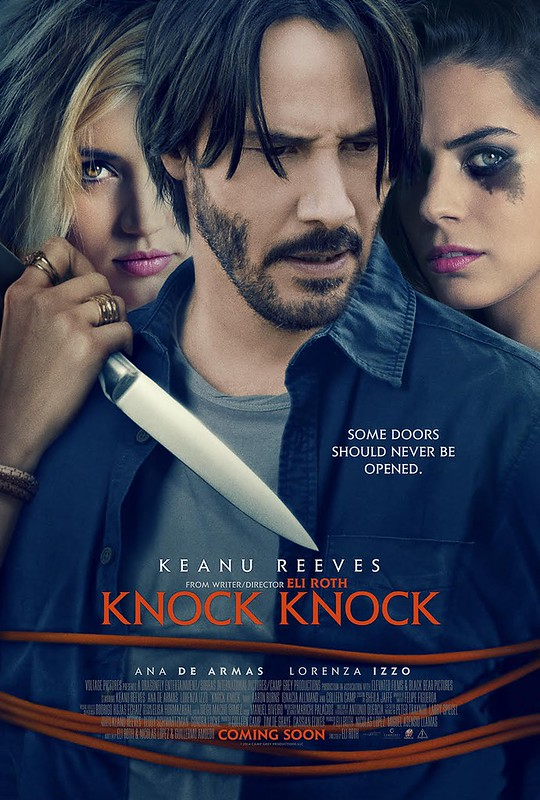 Knock Knock - Poster 2