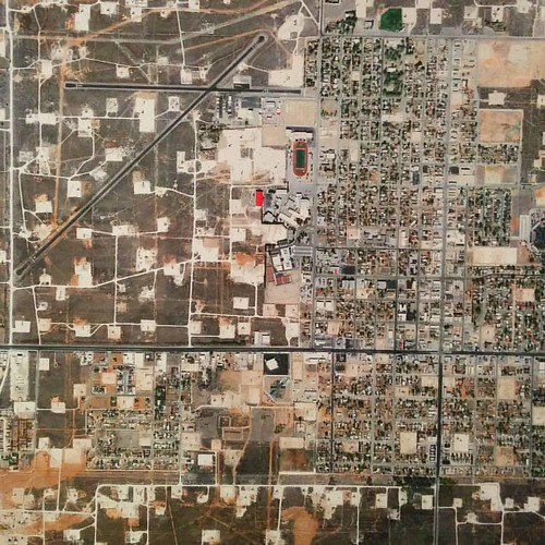 From Mishra Jenner, Watson Oil Field, Yoakum County, Texas #toronto #ricearth #texas