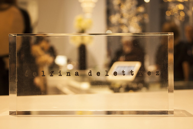 Delfina Delettrez Trunk Show + Personal Appearance, Novem