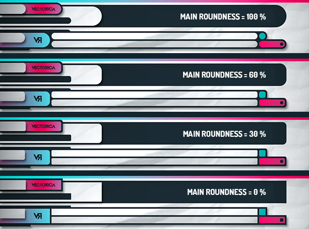 Between Lines roundness