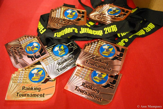 Flanders Judocup 2016