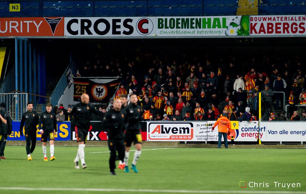 K Sint-Truidense VV - KV Mechelen (29/11/2016)