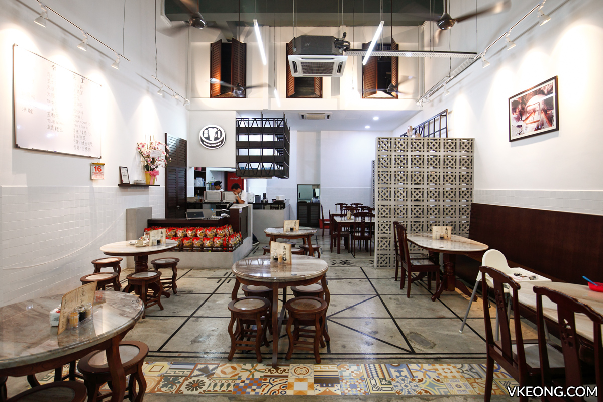 Nam Chau White Coffee Cafe Sunway Nexis