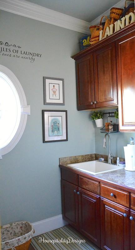 Laundry Room - Housepitality Designs