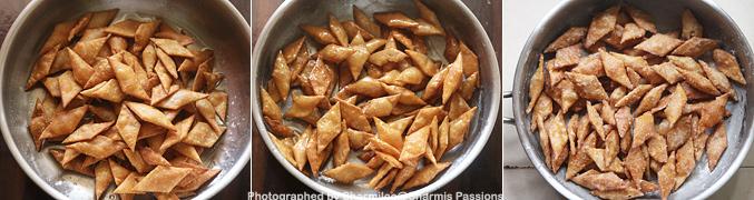 How to make Shakkar Pare - Step9