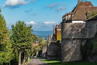 Stadtmauer Autun
