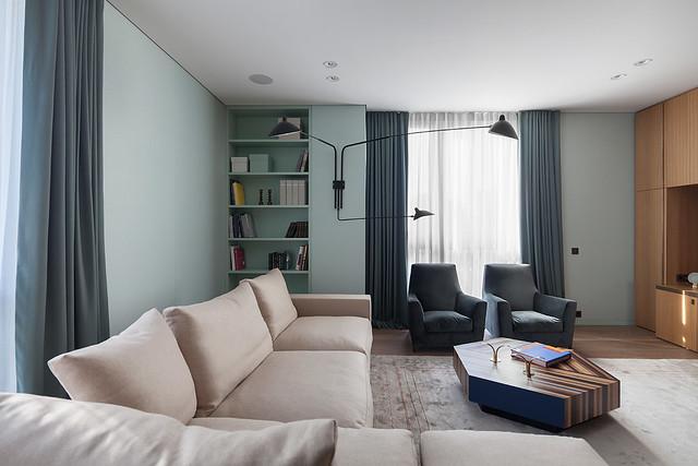 Restrained and luxury residence by Form Bureau Sundeno_21