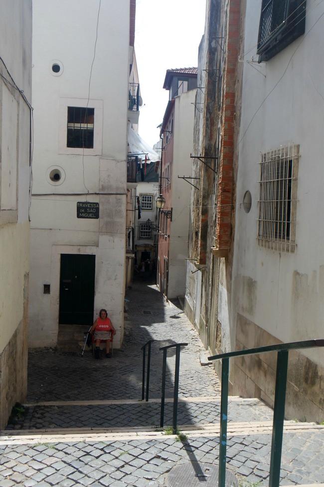 Portogallo, Lisbona -  Alfama