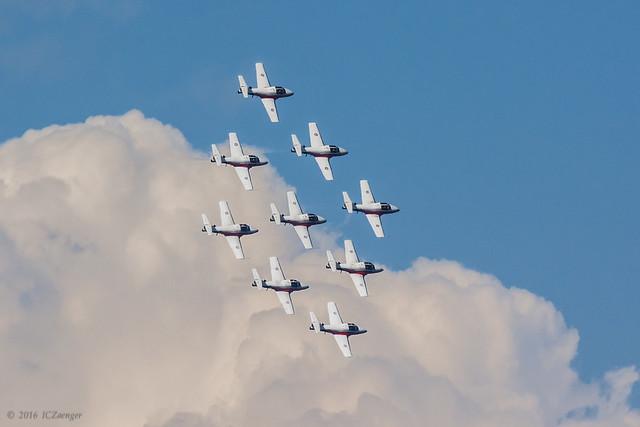 EAA More Snowbirds 25