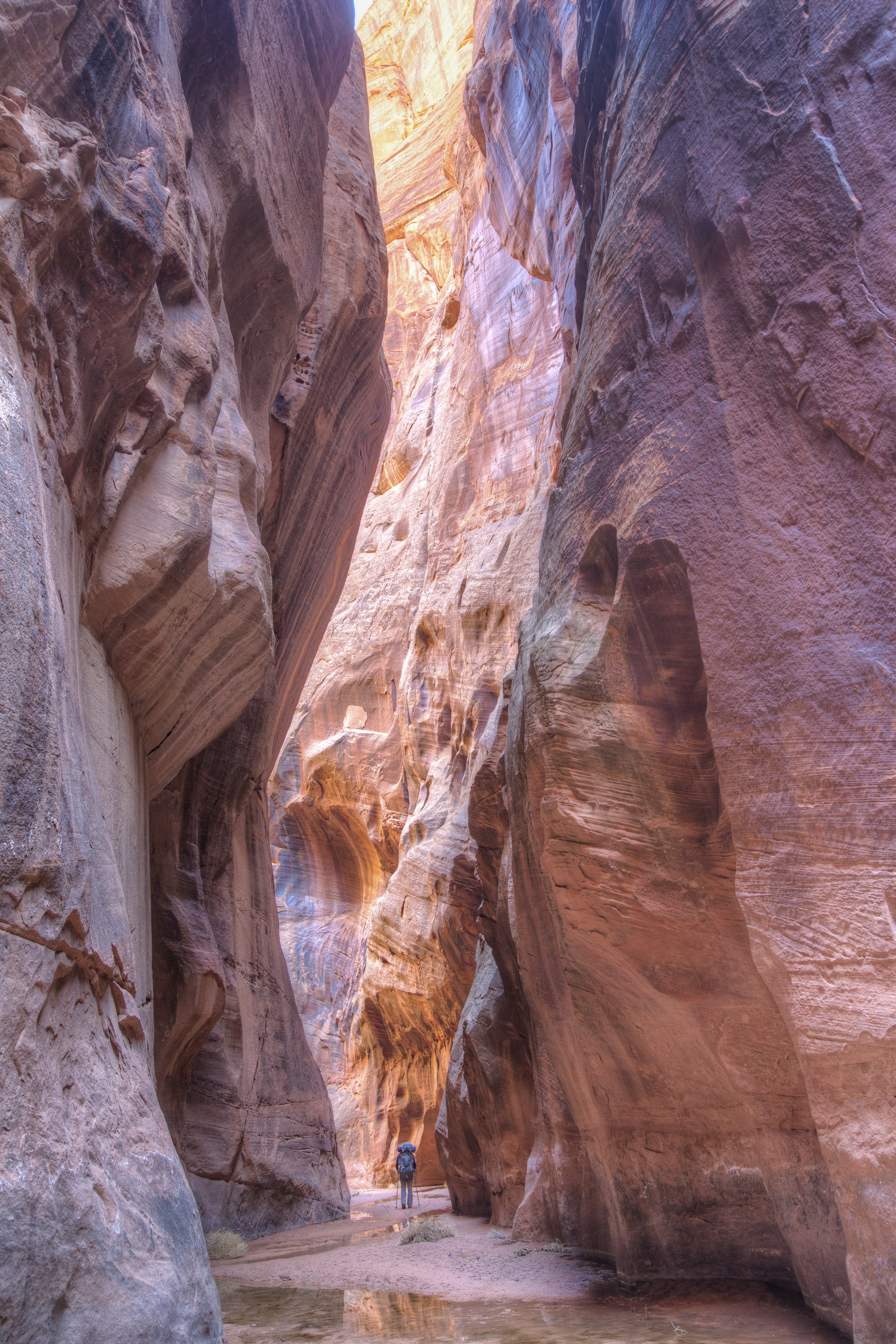 #conservationlands15 Social Media Takeover, June 15th, Bucket List Location Buckskin Gulch