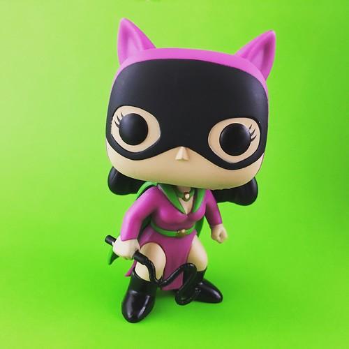 Catwoman Pop Vinyl