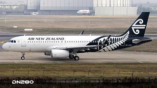 Air New Zealand A320-232 msn 7362