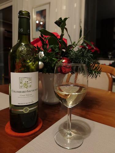 Colombard Sauvignon Comté Tolosan (Weißwein vom ALDI Nord)
