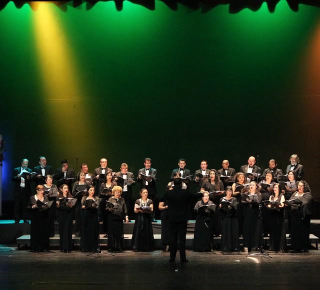 Coro Nacional de Guatemala celebra sus 50 años