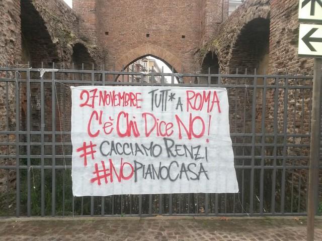 Il no abbraccia Bologna