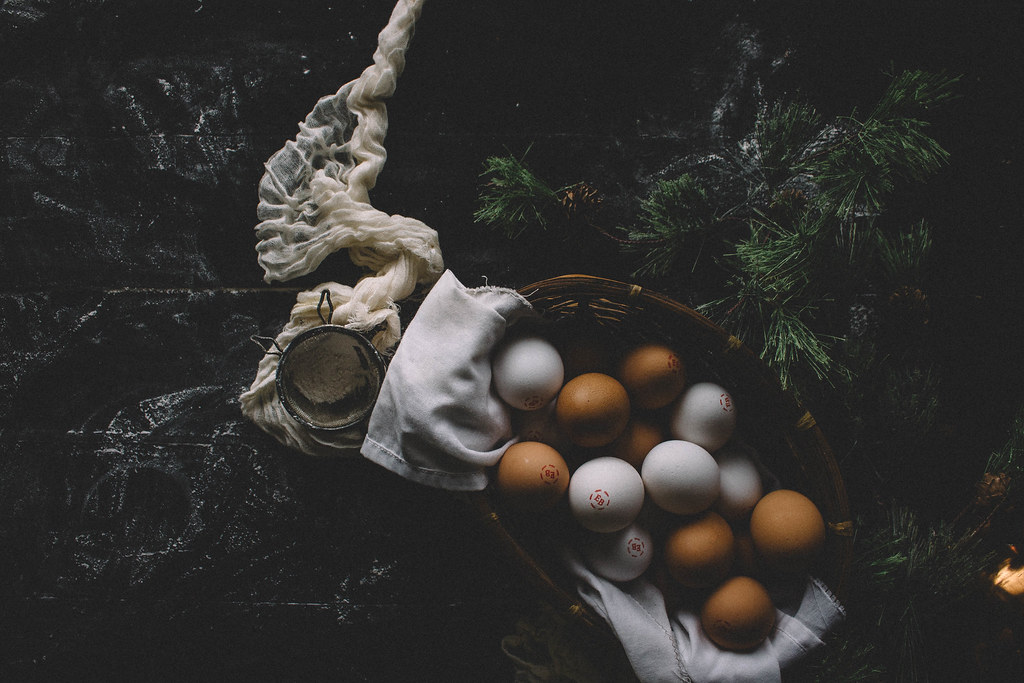Thirteen egg-travagant recipes for any holiday cookie egg-change | TermiNatetor Kitchen