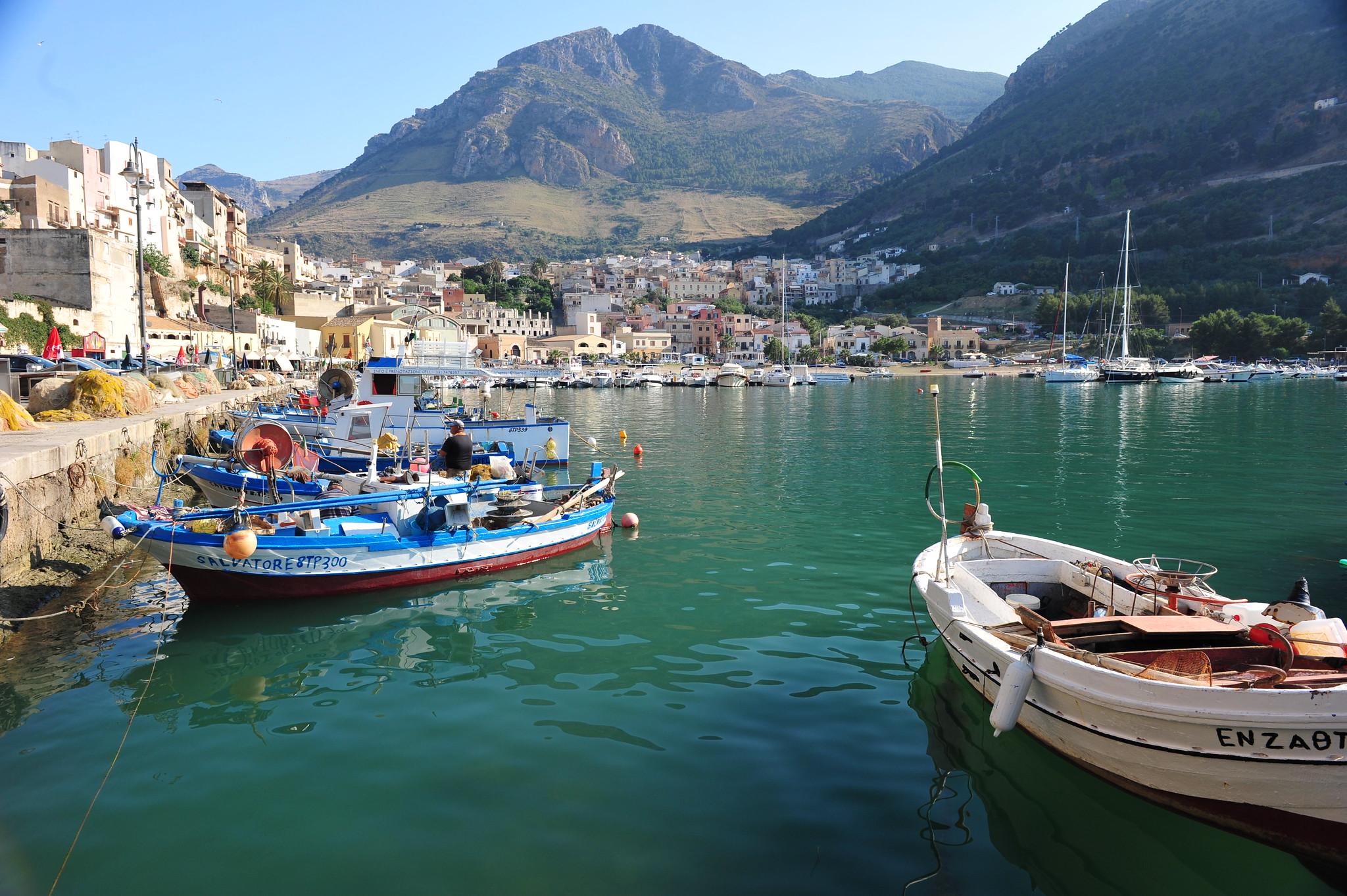 538 Castellamare del Golfo, Sicily