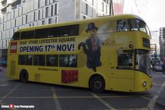 Wrightbus NRM NBFL - LTZ 1192 - LT192 - Lego Store - Victoria 38 - Arriva - London - 161126 - Steven Gray - IMG_5720