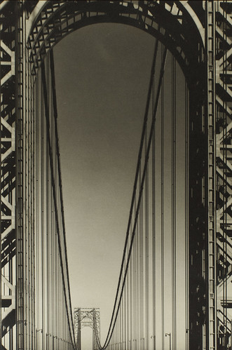 Margaret Bourke WhiteGeorge Washington Bridge