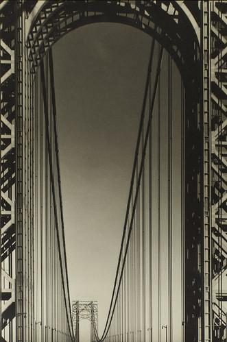 Margaret Bourke WhiteGeorge Washington Bridge
