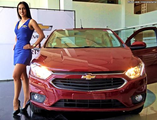 Chevrolet Prisma 2017 | Lanzamiento en Chile