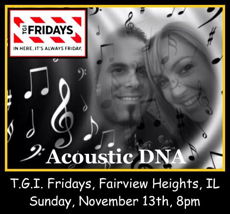 Acoustic DNA 11-13-16