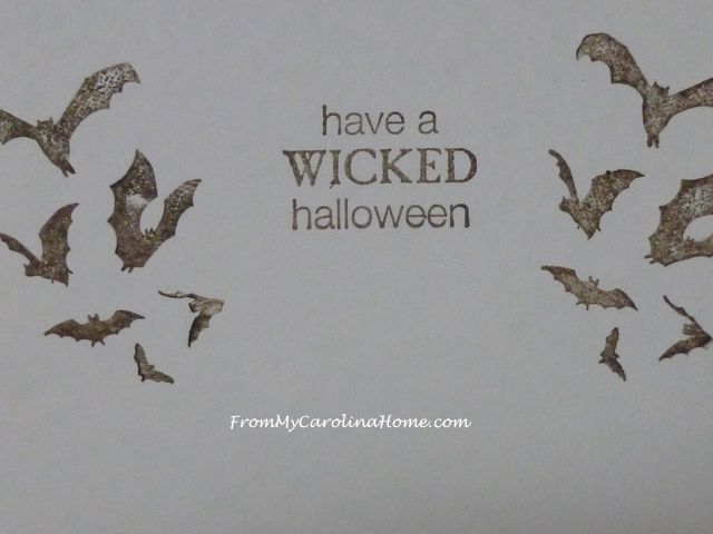 Halloween Cards 2016 ~ From My Carolina Home
