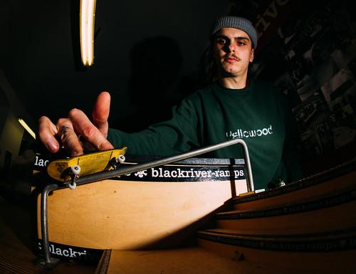 Alex Christ @ 6 Years Blackriver-Store Berlin Birthday Bash