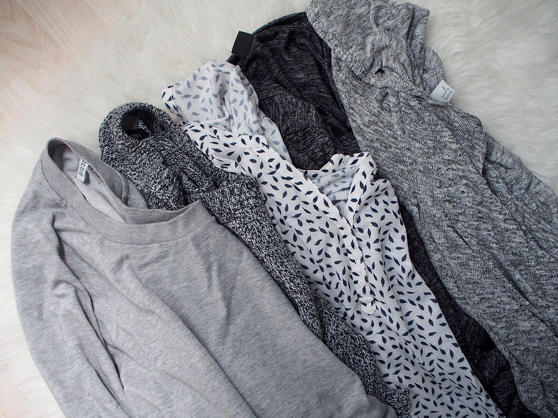 Ostokset Vaatteita