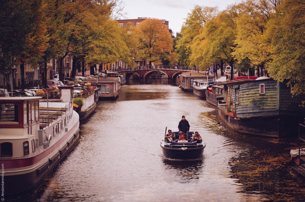 Amsterdam, Autumn