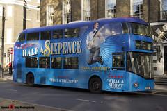 Wrightbus NRM NBFL - LTZ 1097 - LT97 - Half A Sixpence - Notting Hill Gate 390 - Metroline - London - 161203 - Steven Gray - IMG_9156