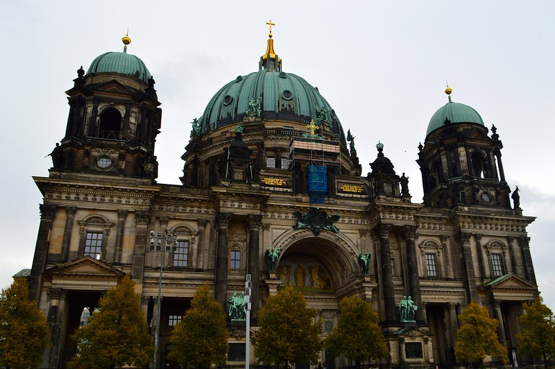 This is a picture of the Berlin Dom