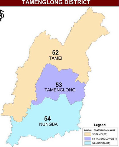 Tamenglong l district Manipur Election 2017