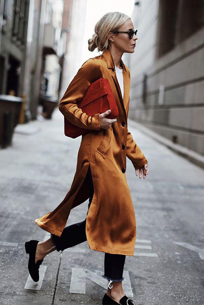 Coats streetstyle winter rainy day outfit accessories style fashion trend7