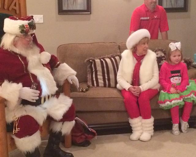 Johnson Christmas Party 201414